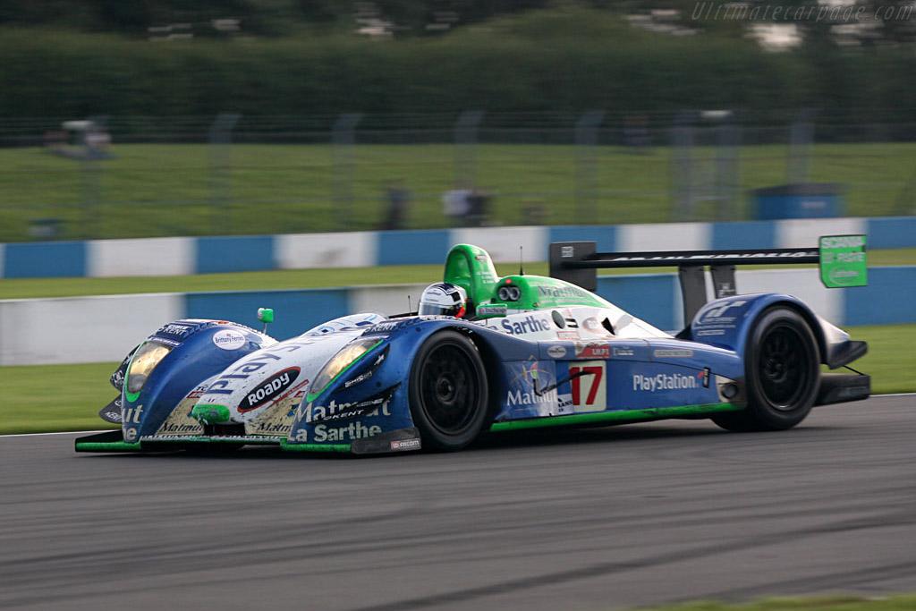 Pescarolo Courage C60 - Chassis: 4 - Entrant: Pescarolo Sport  - 2006 Le Mans Series Donnington 1000 km