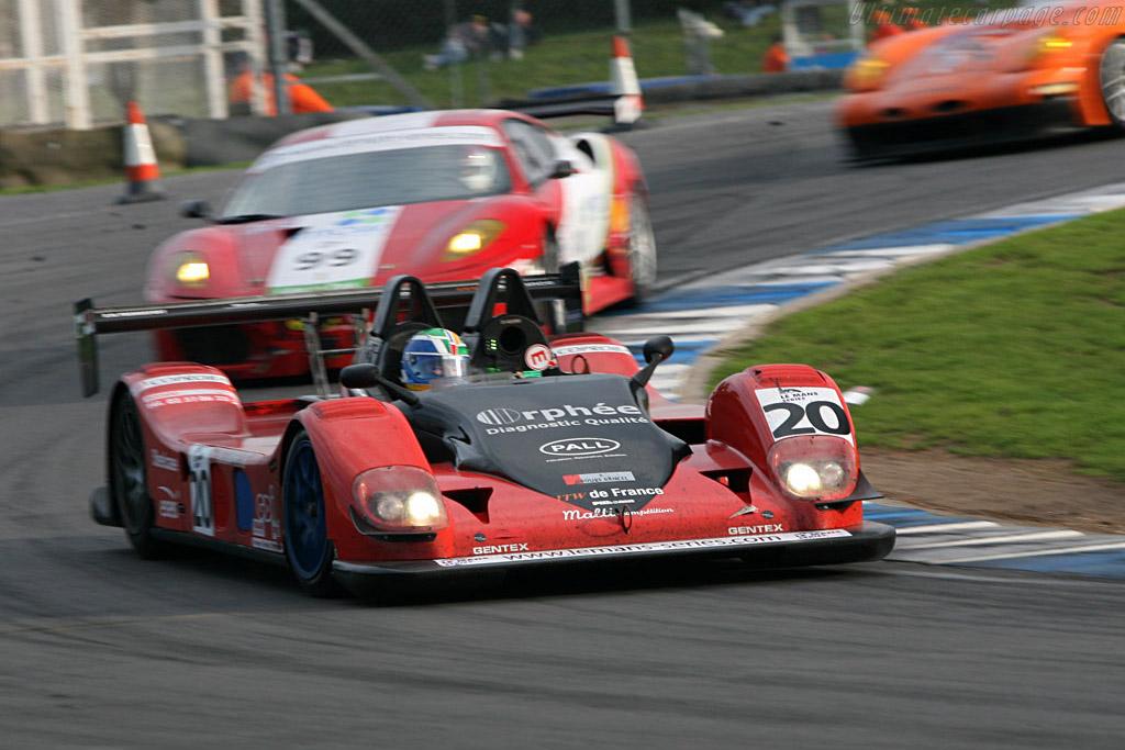 Pilbeam MP93 - Chassis: 01 PB - Entrant: Pierre Bruneau  - 2006 Le Mans Series Donnington 1000 km