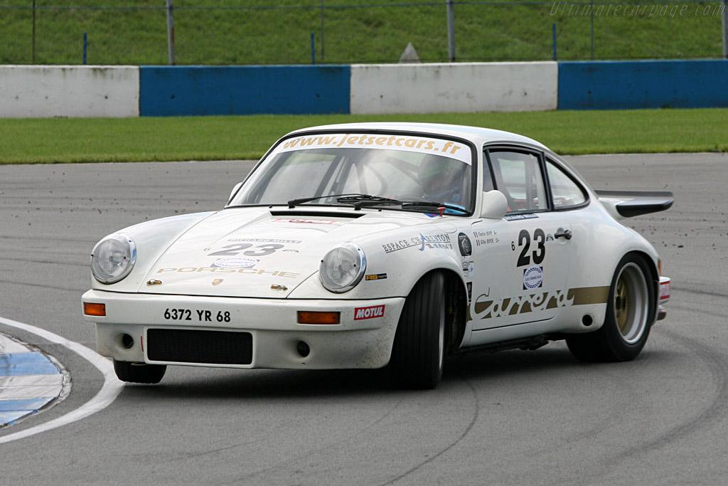 Porsche 911 RS 3.0 - Chassis: 911 460 9033   - 2006 Le Mans Series Donnington 1000 km