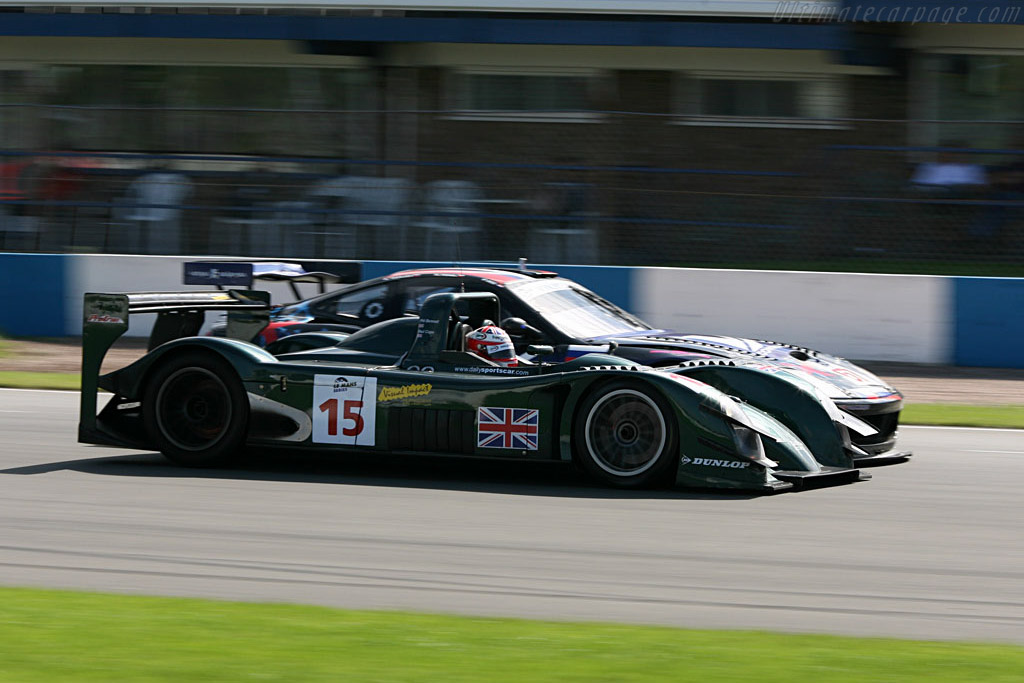 Protran RS06/H - Chassis: 2KQ-009 - Entrant: Pro Tran Competition  - 2006 Le Mans Series Donnington 1000 km