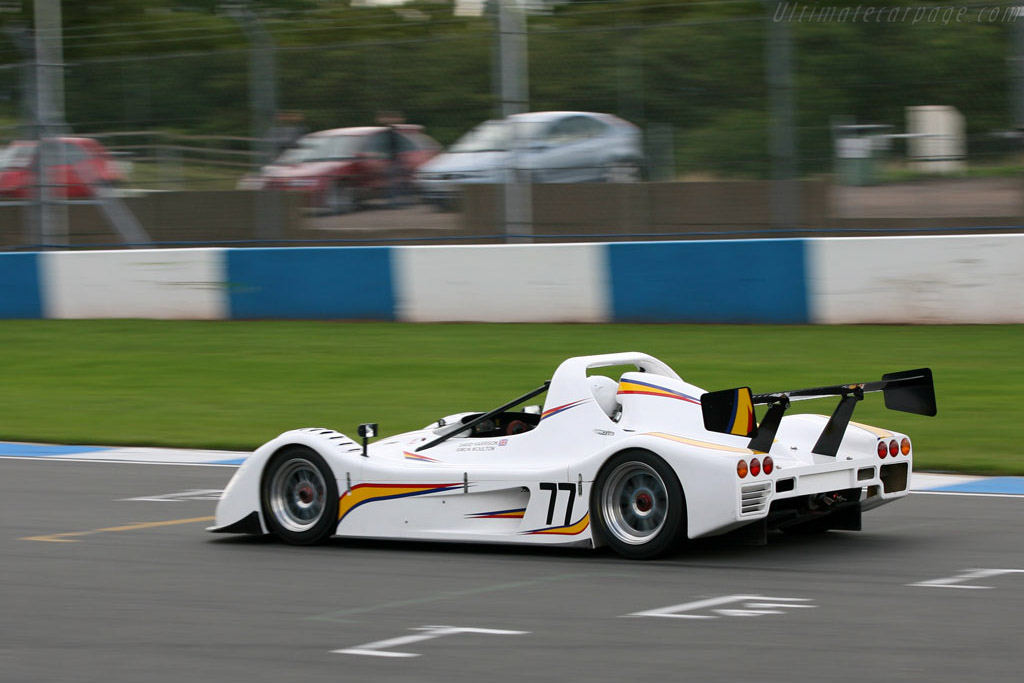 Radical SR3    - 2006 Le Mans Series Donnington 1000 km