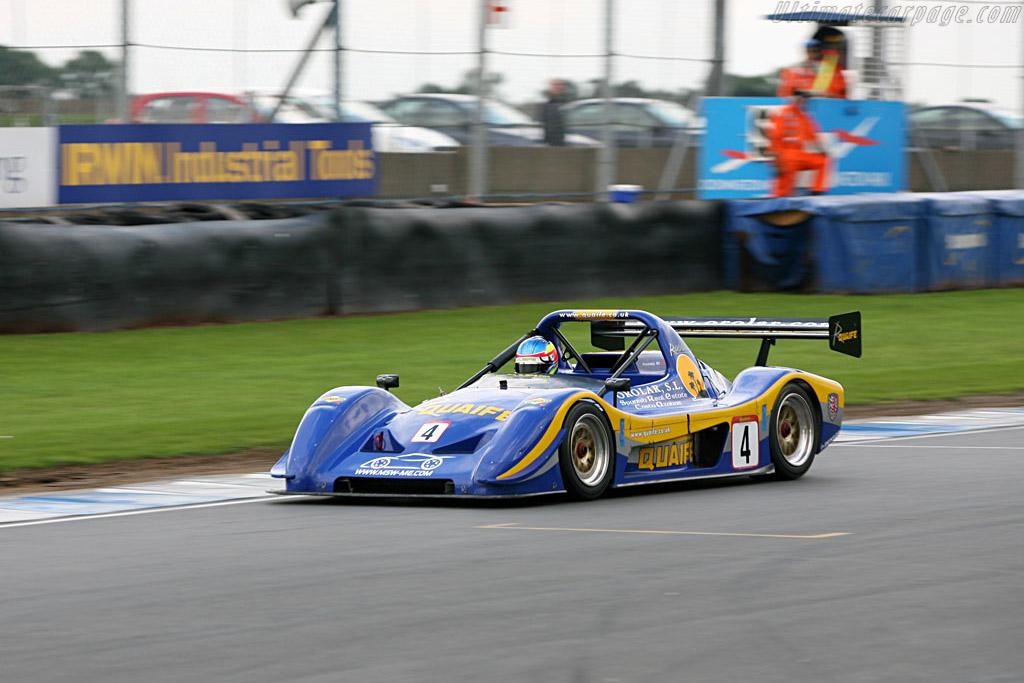 Radical SR8    - 2006 Le Mans Series Donnington 1000 km