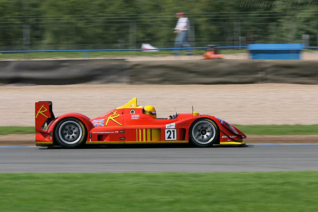 Radical SR9 AER - Chassis: SR9002 - Entrant: Bruichladdich Radical  - 2006 Le Mans Series Donnington 1000 km