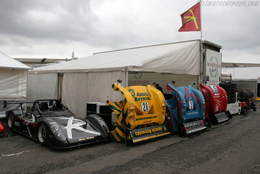 Radical World Cup    - 2006 Le Mans Series Donnington 1000 km