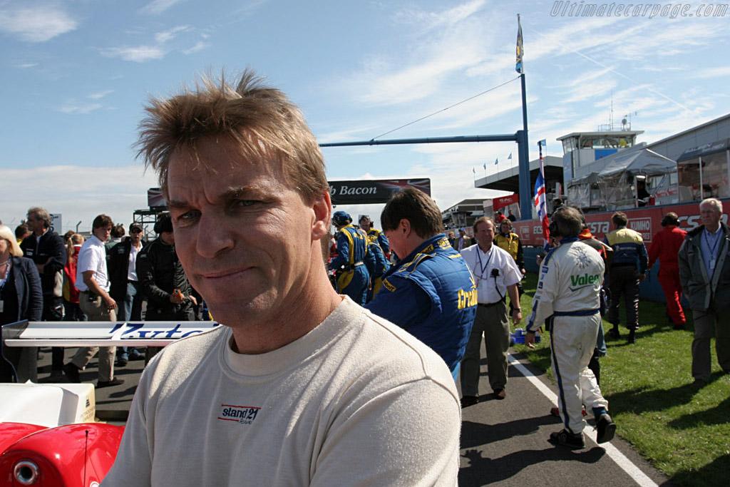 Stefan Johansson    - 2006 Le Mans Series Donnington 1000 km