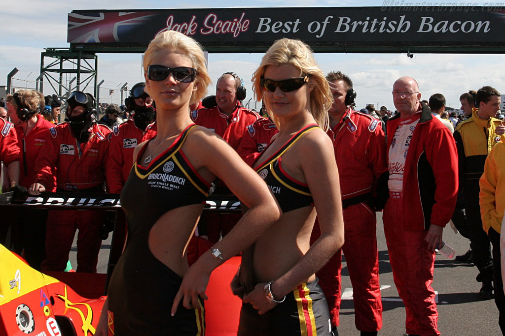 The best of British Bacon    - 2006 Le Mans Series Donnington 1000 km
