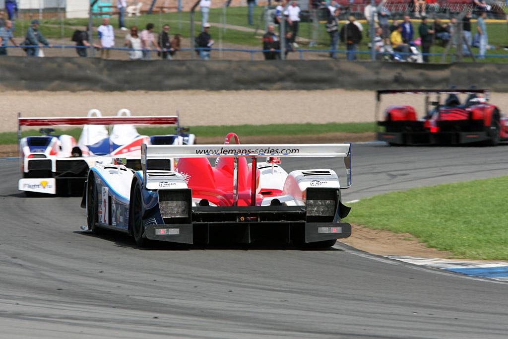 Zytek 06S - Chassis: 06S-04 - Entrant: Zytek Engineering  - 2006 Le Mans Series Donnington 1000 km