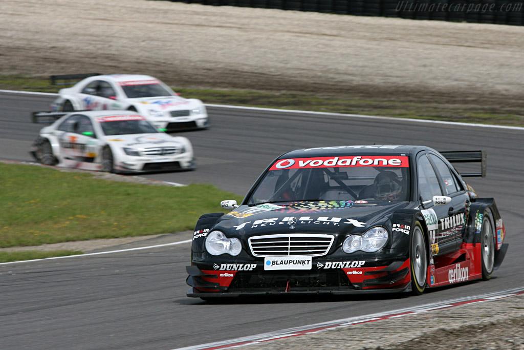 Lauda led the race for many laps    - 2007 DTM Zandvoort