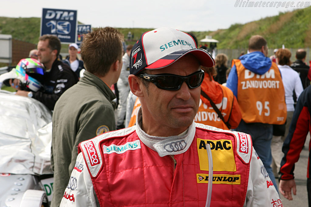 Le Mans legend Tom Kristensen    - 2007 DTM Zandvoort