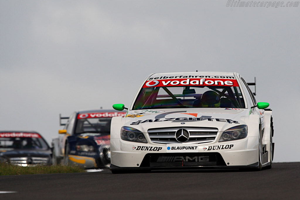 Mercedes-Benz C-Class DTM    - 2007 DTM Zandvoort