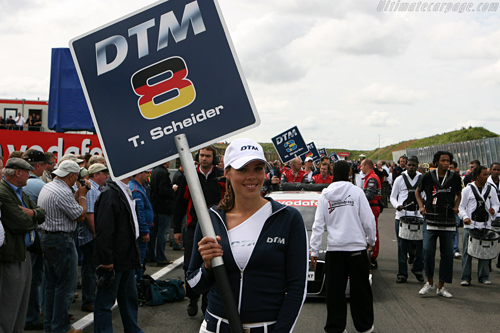 Pole Position    - 2007 DTM Zandvoort