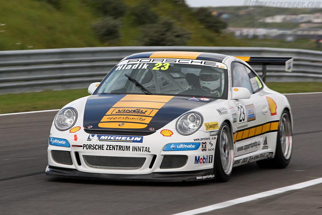 Porsche 997 GT3 Cup    - 2007 DTM Zandvoort