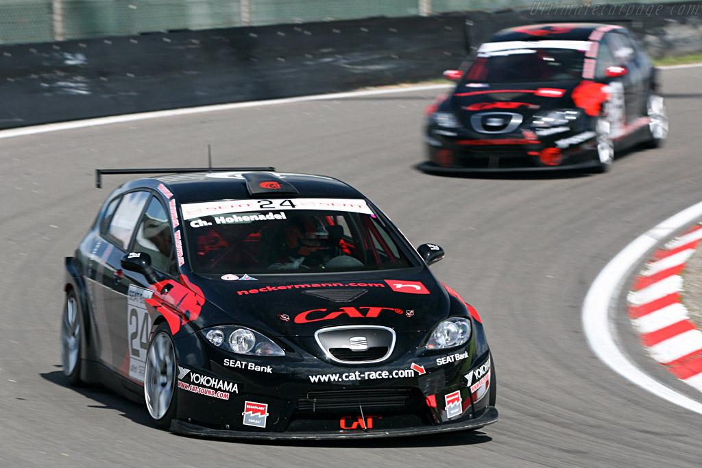 Seat Leon    - 2007 DTM Zandvoort