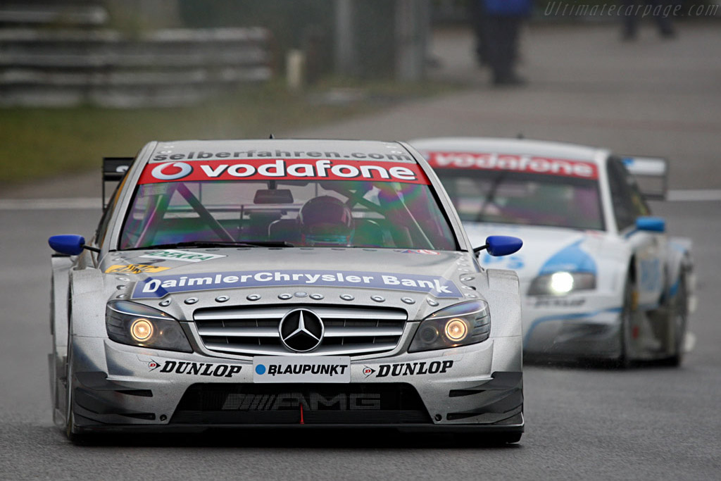 Spengler and Luhr    - 2007 DTM Zandvoort