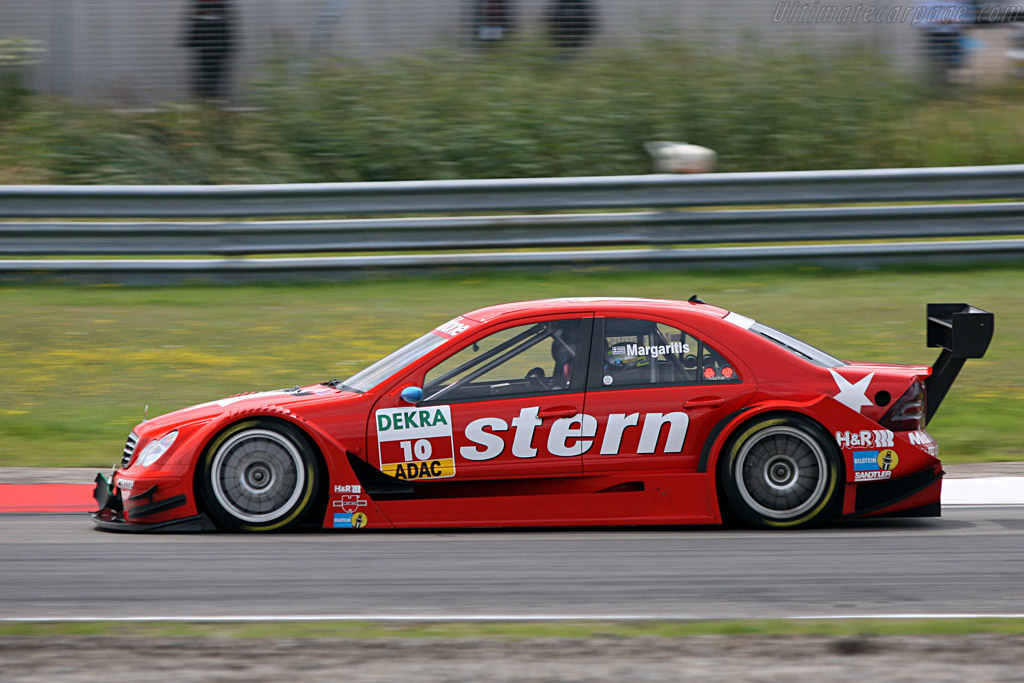 The Greek Racing God' (according to his fans)    - 2007 DTM Zandvoort