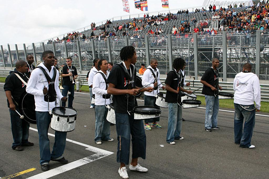 The drum band    - 2007 DTM Zandvoort