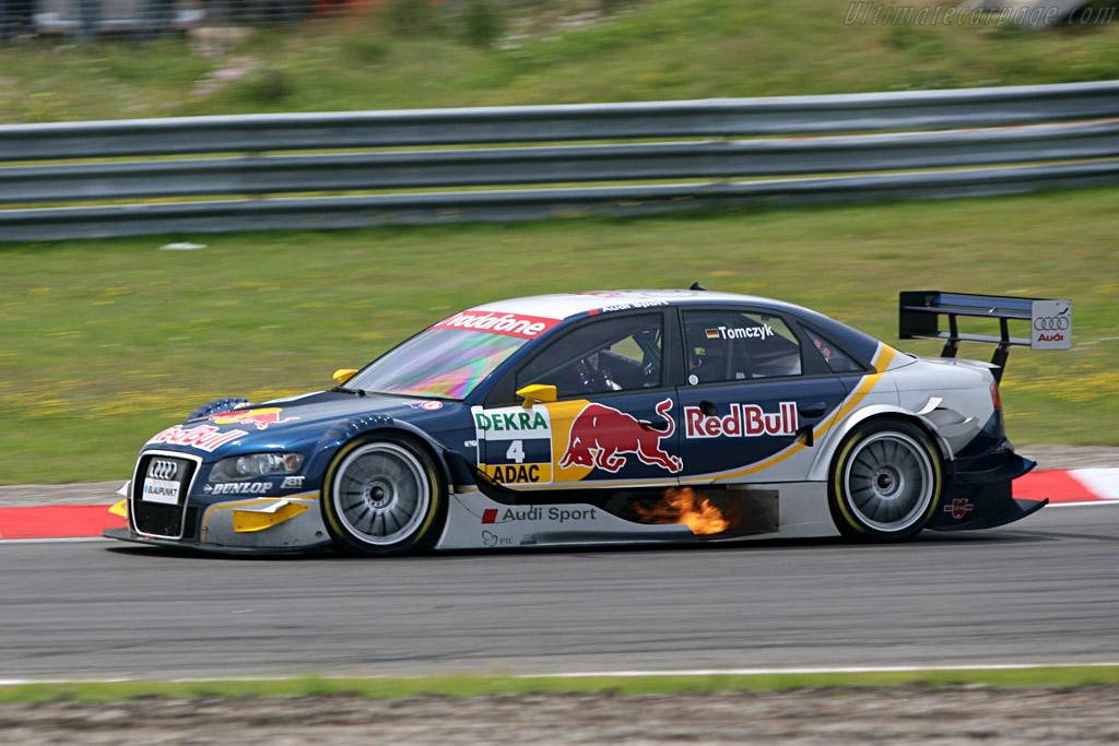 The winner    - 2007 DTM Zandvoort