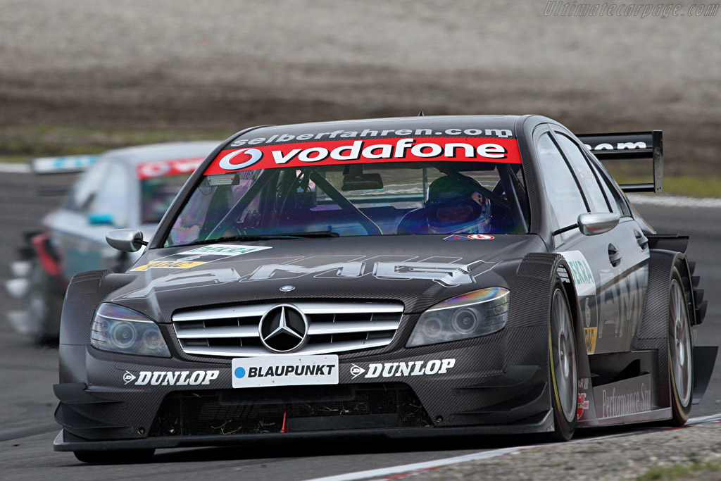 Two F1 championships and seven Le Mans wins    - 2007 DTM Zandvoort