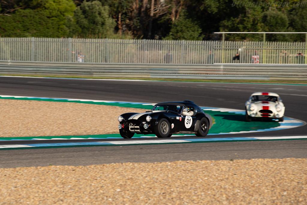 AC Cobra 289 - Chassis: CSX2468 - Driver: Charles Firmenich - 2020 Estoril Classics