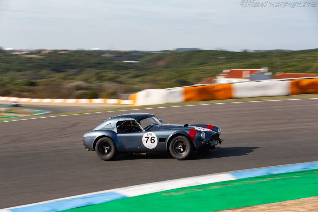 AC Shelby Cobra  - Driver: David Hart / Nicky Pastorelli - 2020 Estoril Classics