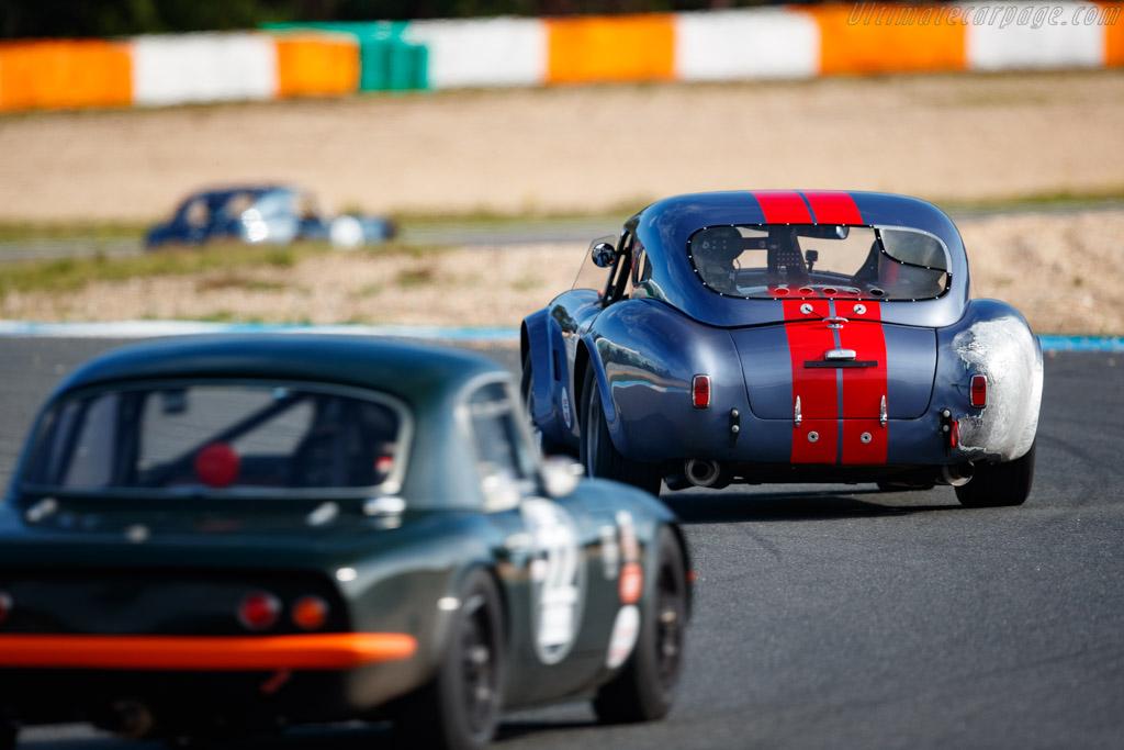 AC Shelby Cobra 289 - Chassis: CSX2542 - Driver: Sébastien Demole - 2020 Estoril Classics