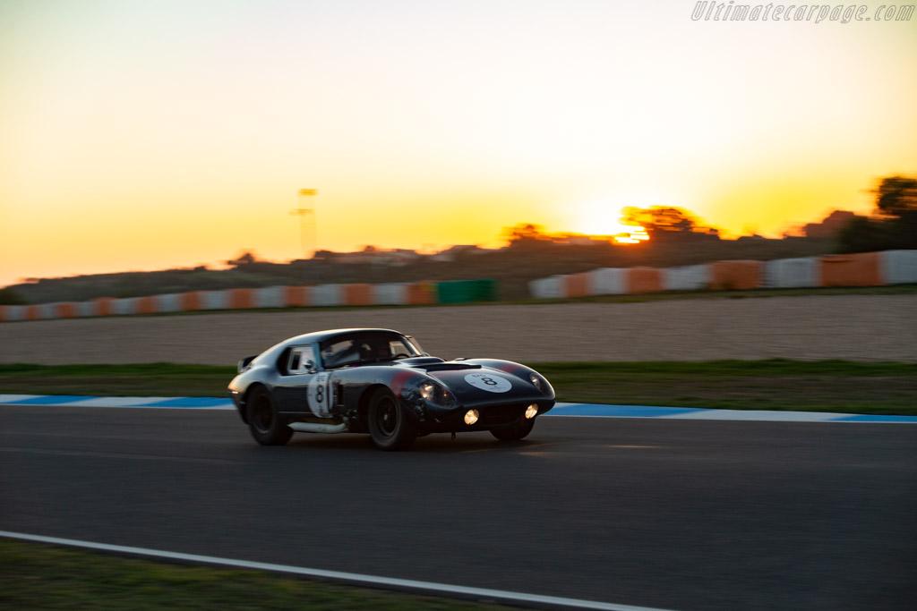 AC Shelby Cobra Daytona  - Driver: Xavier Galant / Olivier Galant - 2020 Estoril Classics