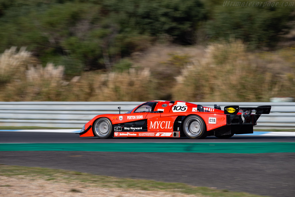 ADA 02B - Chassis: 02B - Driver: Ralf Huber / Benjamin Monnay - 2020 Estoril Classics