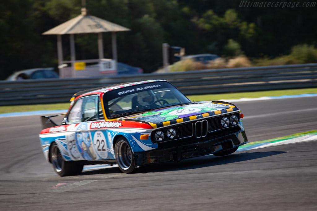 BMW 3.0 CSL - Chassis: JS100261 - Driver: Olivier Breittmayer - 2020 Estoril Classics