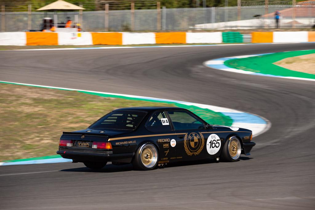 BMW 635 CSI - Chassis: 52312157 - Driver: Johannes Schouten - 2020 Estoril Classics