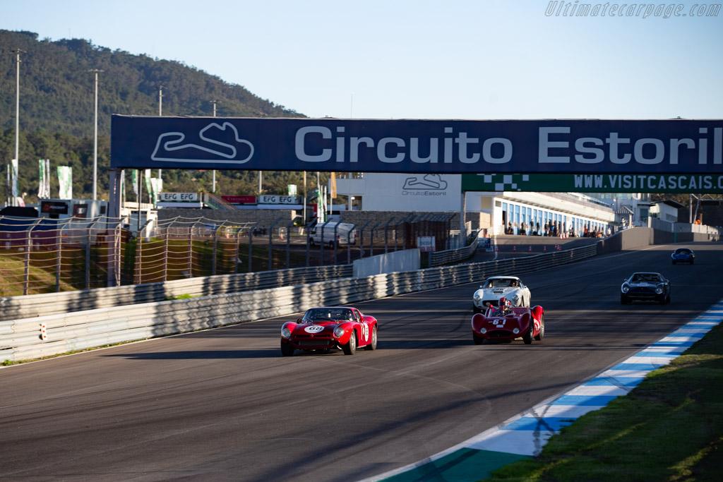Bizzarrini 5300 GT  - Driver: Dirk Ebeling / Leon Ebeling - 2020 Estoril Classics
