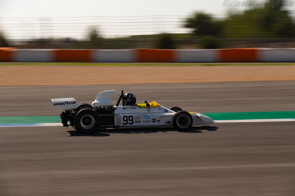 Brabham BT37 - Chassis: BT37-2 - Driver: Jamie Constable - 2020 Estoril Classics