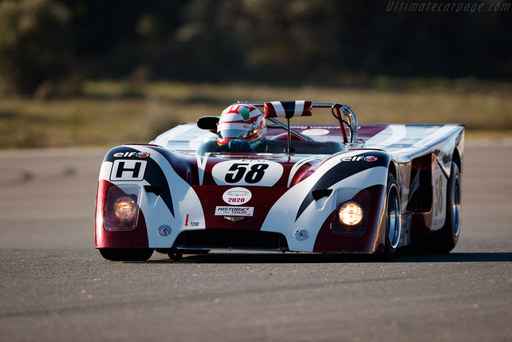 Chevron B21 - Chassis: B21-72-16 - Driver: Carlos Tavares - 2020 Estoril Classics