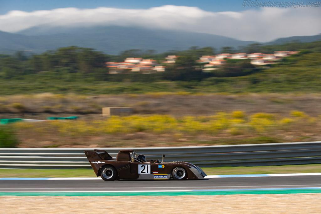 Chevron B26 - Chassis: B26-74-10 - Driver: John Emberson - 2020 Estoril Classics