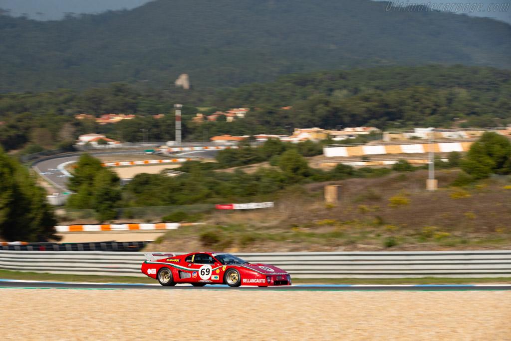 Ferrari 512 BBLM - Chassis: 28601 - Driver: Mr John Of B / Soheil Ayari - 2020 Estoril Classics