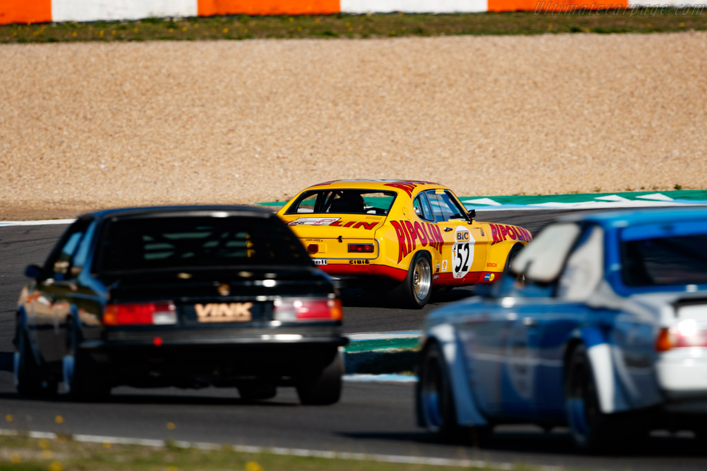 Ford Capri 2600 RS - Chassis: GAECLE42482 - Driver: Yves Scemama - 2020 Estoril Classics