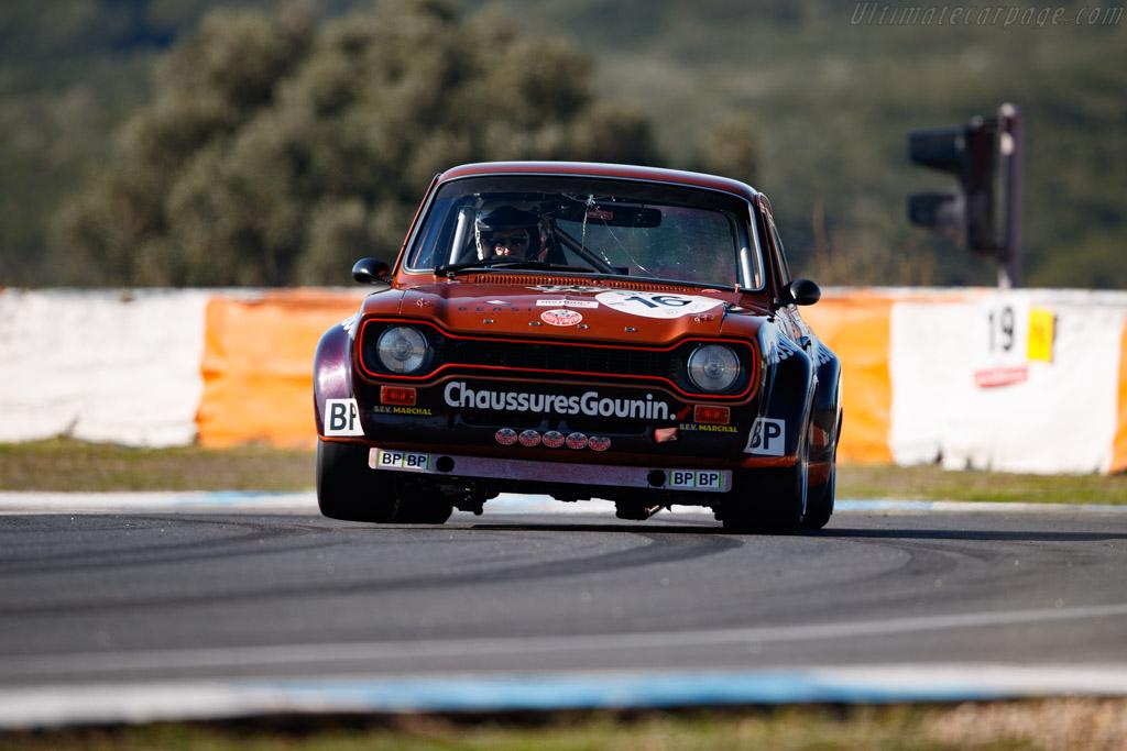 Ford Escort 1600 RS - Chassis: BBJG0287BVRT - Driver: Damien Kohler - 2020 Estoril Classics