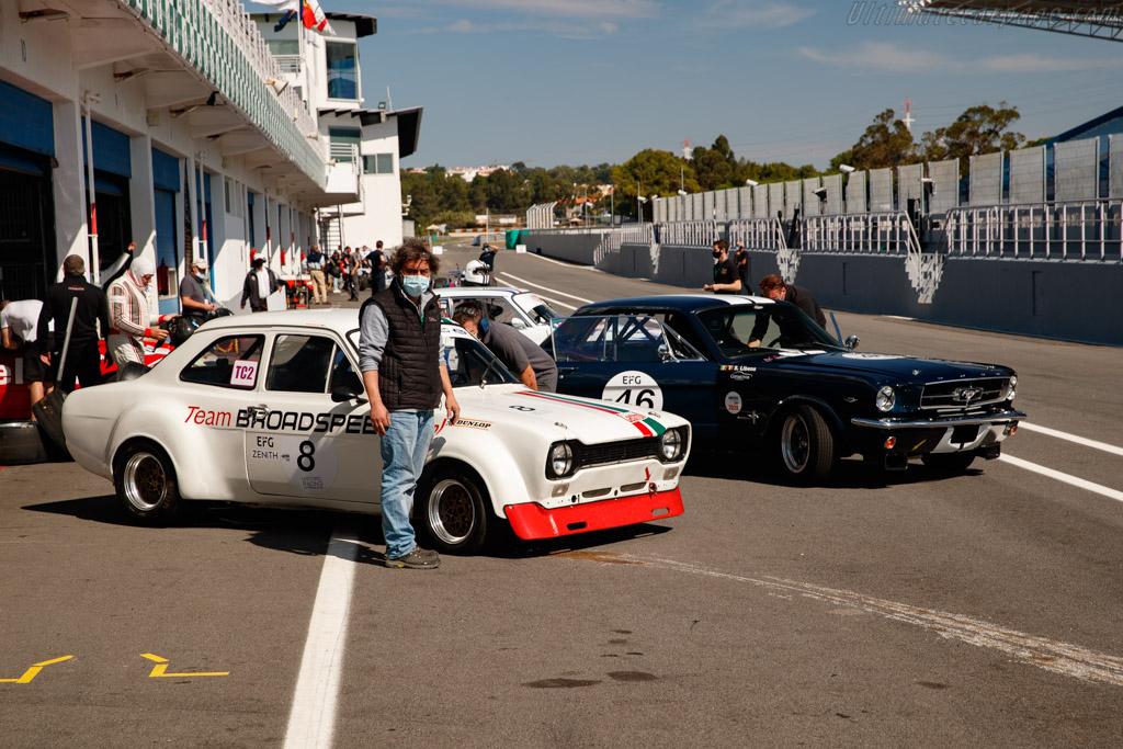 Ford Escort 1600 RS - Chassis: 1CBA657262 - Driver: Xavier Galant / Vincent Neurrisse - 2020 Estoril Classics