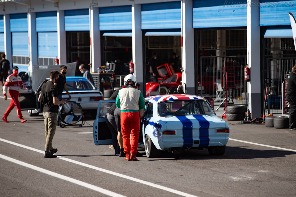 Ford Escort 2000 RS  - Driver: Franck Julien / Simon Nobili - 2020 Estoril Classics