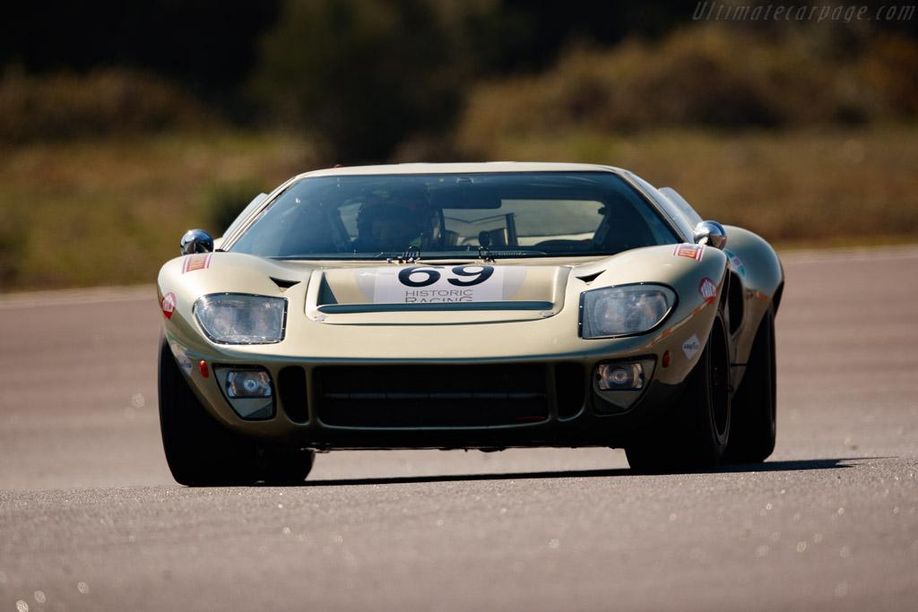 Ford GT40 - Chassis: GT40P/1078 - Driver: Mr John Of B / Soheil Ayari - 2020 Estoril Classics