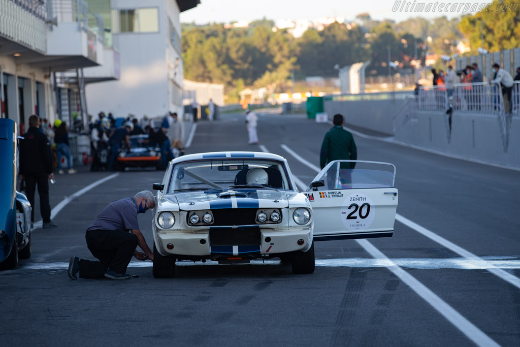 Ford Shelby Mustang GT350 - Chassis: SFM6S943 - Driver: Christian Dumolin / Pierre-Alain Thibaut - 2020 Estoril Classics