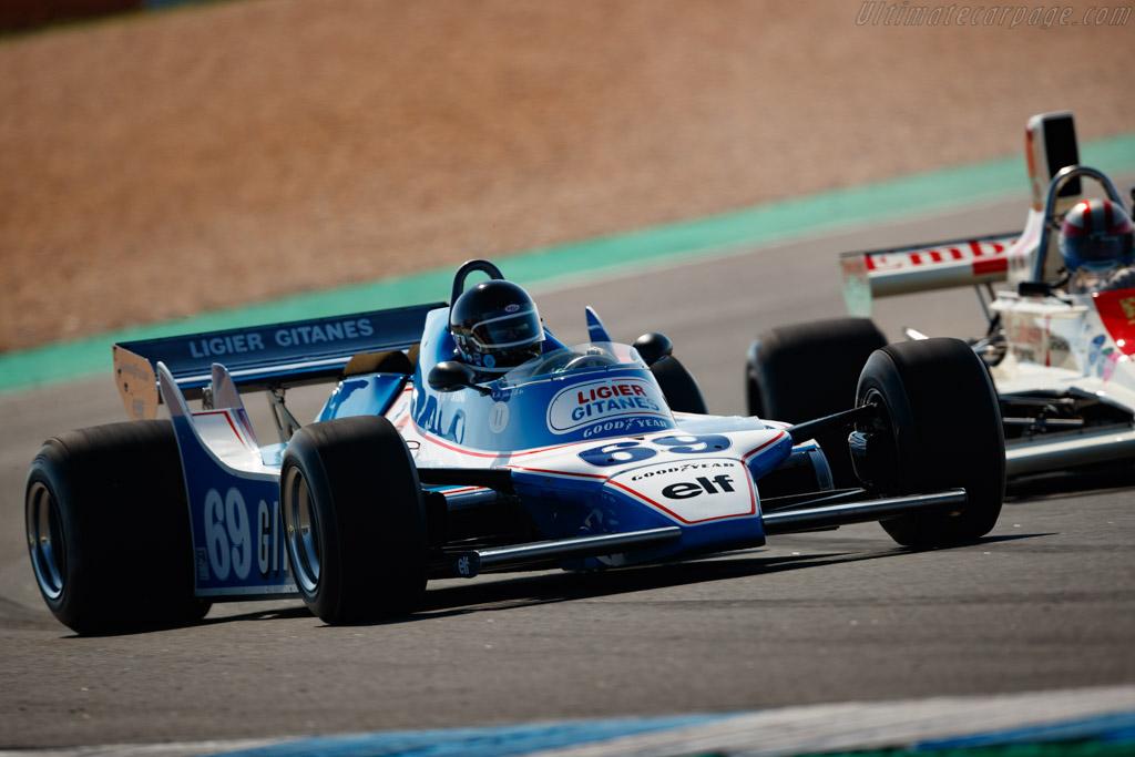 Ligier JS11 - Chassis: JS11/04 - Driver: Mr. John Of B - 2020 Estoril Classics