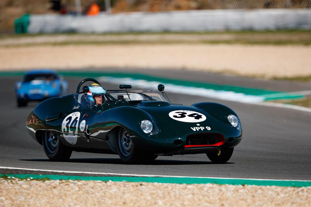 Lister Costin Jaguar - Chassis: BHL 3-59 - Driver: David Hart / Nicky Pastorelli - 2020 Estoril Classics