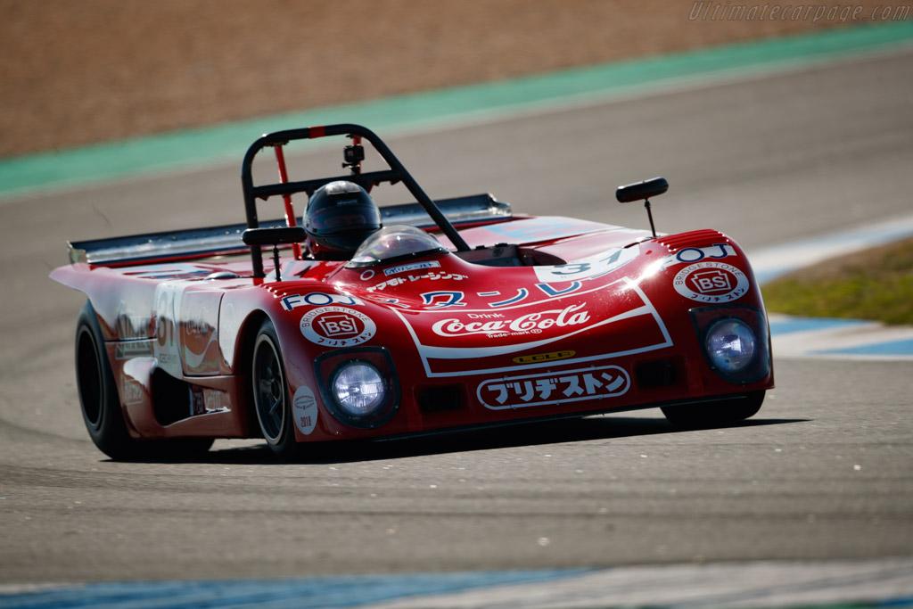 Lola T280 - Chassis: HU3 - Driver: Carlos Barbot - 2020 Estoril Classics