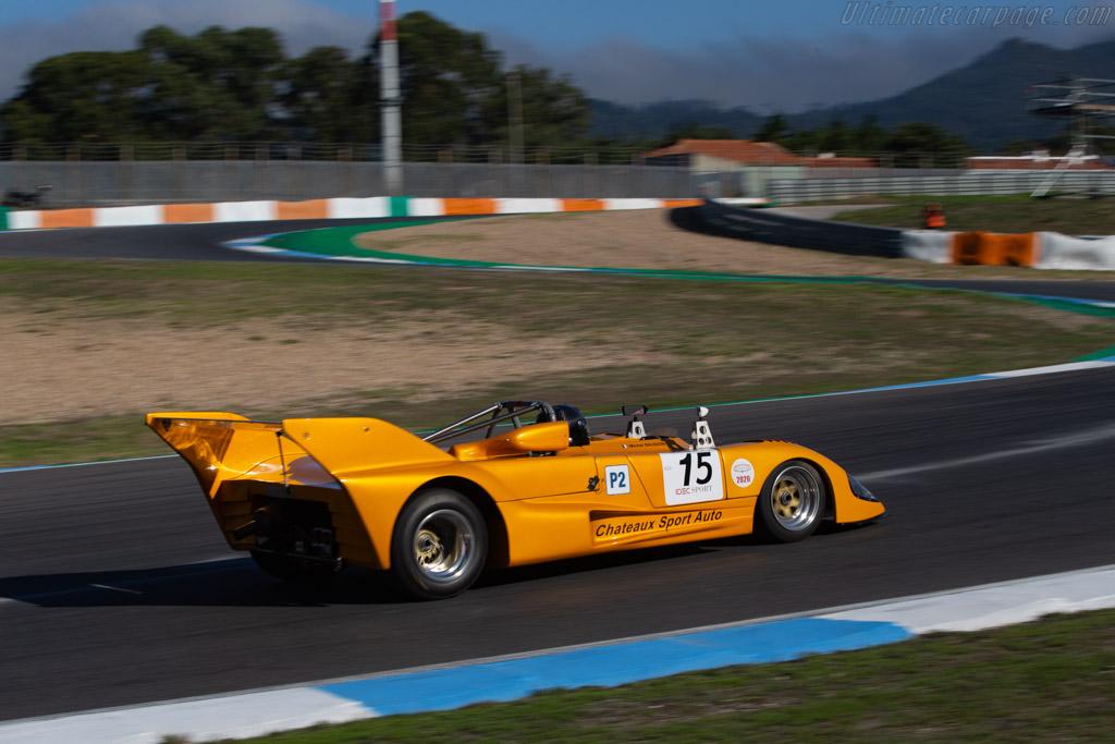 Lola T290 - Chassis: HU23 - Driver: Michel Baudoin - 2020 Estoril Classics