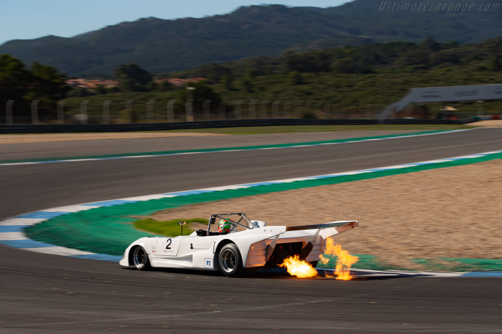 Lola T298 - Chassis: HU106 - Driver: Frédéric Da Rocha - 2020 Estoril Classics
