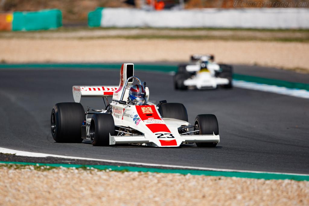 Lola T370 - Chassis: HU1 - Driver: Martin O'Connell - 2020 Estoril Classics