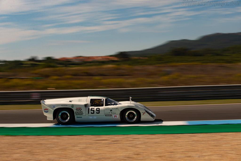 Lola T70 Mk3b - Chassis: SL76/138 - Driver: Robert Beebee / Steve Brooks - 2020 Estoril Classics