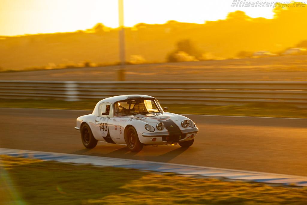 Lotus Elan 26R - Chassis: 26-S2-25 - Driver: Damien Sionneau / Charles Edouard Rousseau - 2020 Estoril Classics