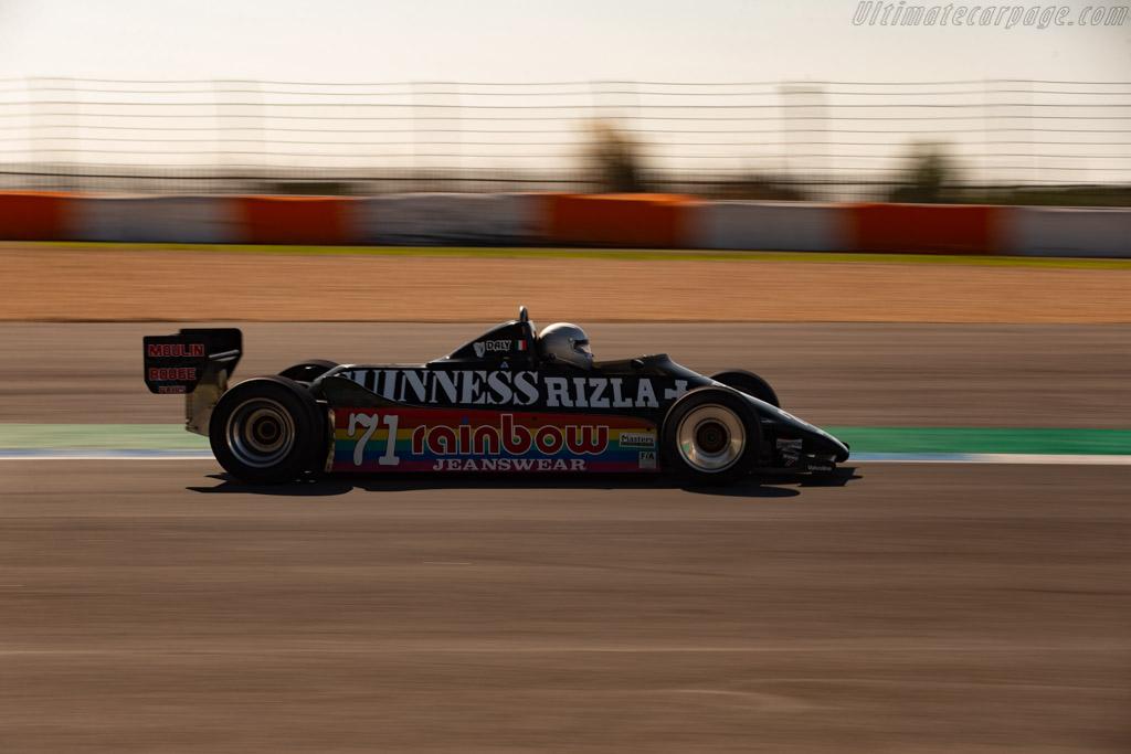 March 811 - Chassis: RM6 - Driver: Vincent Rivet - 2020 Estoril Classics