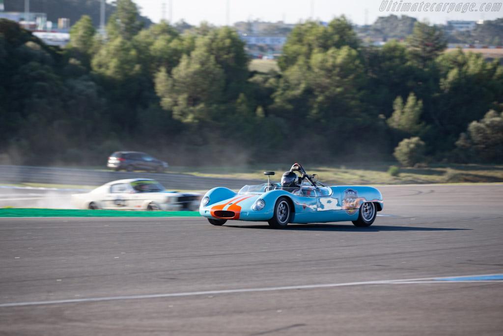 Merlyn Mk4  - Driver: Carlos Barbot / Pedro Matos - 2020 Estoril Classics